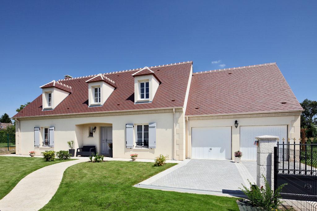 r alisations du constructeur de maisons individuelles de r gion parisienne maisons. Black Bedroom Furniture Sets. Home Design Ideas