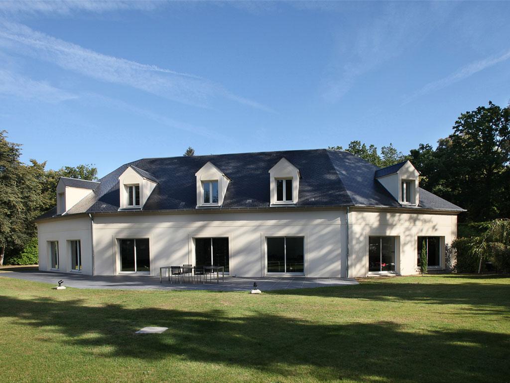 R alisations du constructeur de maisons individuelles de Maison region parisienne
