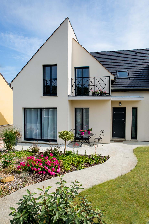 construction maison individuelle sur mesure ile de france ventana blog. Black Bedroom Furniture Sets. Home Design Ideas